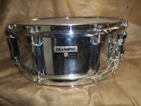 Olympic by Premier 1970s snare drum