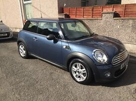 Mini one diesel. 2010. Excellent mpg and £0 road tax.