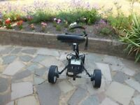Hillbilly Electric Golf Trolley