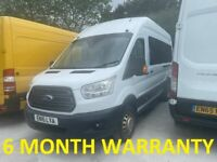 Ford, TRANSIT, Other, 2016, Manual, 2198 (cc)