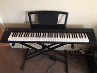Yamaha NP 31 Piaggero Portable Digital Piano