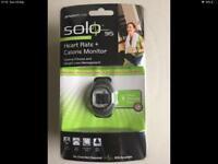 Sportline Women's Solo Heart Rate Monitor Fitness Watch - Grey RRP £70+