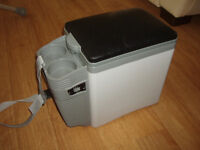 Portable Electric food Cooler Chiller Fridge Heater Box