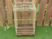 BIRD CAGE WITH OPEN TOP £15