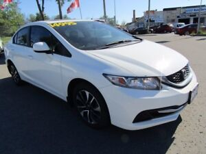 2013 Honda Civic EX LOADED! CAM BLUETOOTH