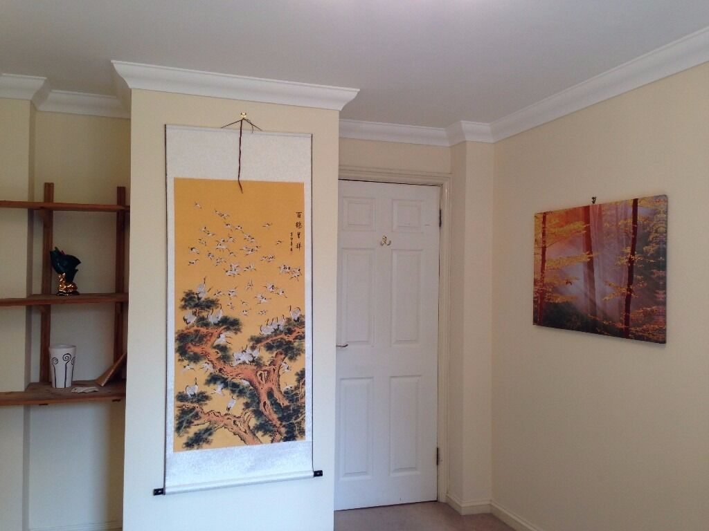 king size room for one person, short term and long term rent. available 17th JULY