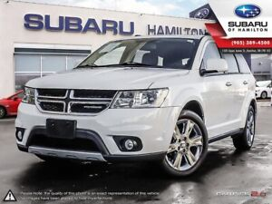 2012 Dodge Journey R/T WINTER TIRES INCLUDED