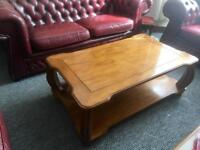 COFFEE TABLE BARKER & STONEHOUSE £100 ONO