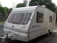 Bailey Ranger Six Berth Touring Caravan