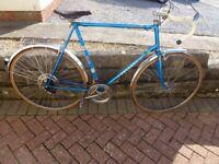 Peugeot Cadre Allege Vintage Road Bike - 1970's