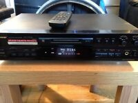 Pioneer minidisc Player & recorder mj-d508