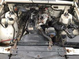 Volvo 740 2.0 b200f redblock engine 340/360
