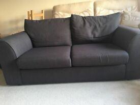 Charcoal Grey sofa