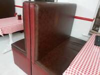 Cafe / Diner Booth Seating