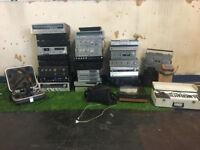 JOBLOT Technics SU8600 B&O 1001 Beogram 2xSU3500 Rotel ONKYO ARCAM LUXMAN CAMBRIDGE AUDIO AMPLIFIERS