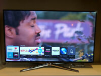 """Samsung 48"""" Full HD LED Smart 3D TV - Excellent condition"""
