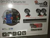 CCTV security kit