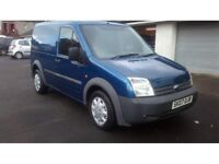 Transit connect lx WANTED 2003-2007 blue or grey.hampshire