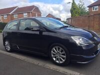 Honda Civic 1.6 Sport vtec Facelift 1 Owner + Low Milage like Type R Replica