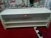 Tv stand with bulid on sound bar