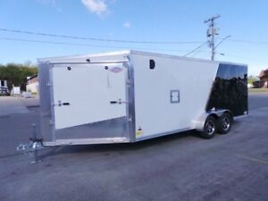 2018 Amera-Lite ADXST723TA2 - Snowmobile Trailer Snow Special Up