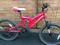 Muddy Fox Kids Mountain Bike