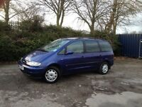 ford galaxy 1.9 tdi,seven seater,people carrier