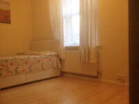 £140 LARGE DOUBLE ROOM TO RENT IN A QUIET FAMILY HOUSE 5MIN WALK TO WEMBLEY CENTRAL STATION
