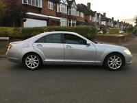 Mercedes s class full service history excellent condition