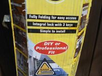 Autolok Driveshield security post for use with caravan, trailer,boat, car etc...