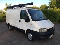 2002 Fiat Ducato 2.0 JTD 11 SWB Van,PART EX TO CLEAR, NO VAT ( Citroen Relay / Peugeot Boxer )