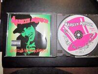 Marilyn Manson : Smells Like Children - CD (ORIGINAL)