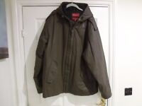 Selection of mens coats/jackets new or nearly new