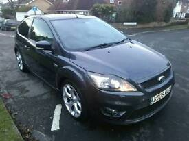 2008 ford focus 2.5 ST only 74k service history