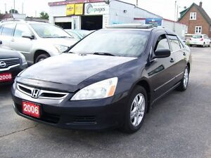 2006 Honda Accord SE/SUNROOF/ALLOYS/TINTED