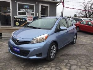 2013 Toyota Yaris LE |BLUETOOTH| **CERTIFIED**