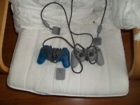 Old Playstation controls