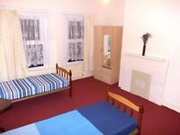 Bed in a room to share perfect for students - all bills included-NOW ZONE 2