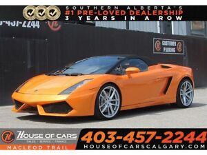 2006 Lamborghini Gallardo RARE!! 6 Speed Manual Gated Shift V10