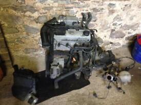 Volkswagen Golf MK3 GTi Engine & Gearbox AGG 108K Miles