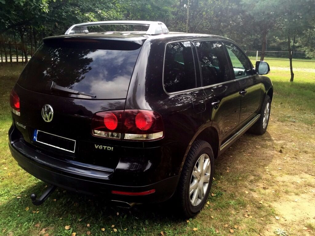 volkswagen touareg 2008 lhd left hand drive 3 0 tdi. Black Bedroom Furniture Sets. Home Design Ideas