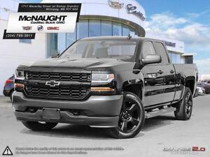 2016 Chevrolet Silverado 1500 Black Out Edition | 20 Wheels | As