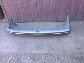Ford Escort Mk4 RS Turbo / XR3i Rear Bumper