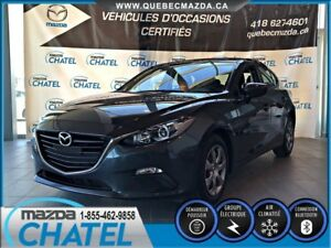 2015 Mazda Mazda3 Sport GX - MANUELLE - A/C - BLUETOOTH