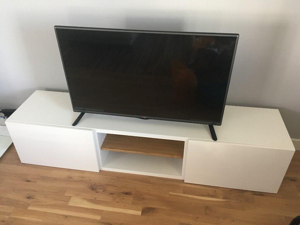 Besta Ikea Tv Stand Bench In Reading Berkshire Gumtree