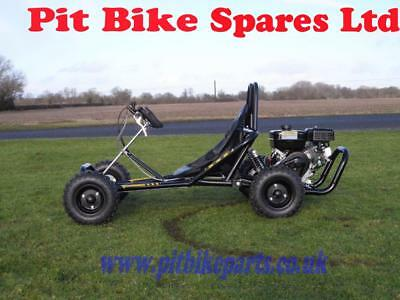 New 200cc Off Road Drift Buggy. 6.5hp 4 Stroke Petrol Powered Go Kart. £64 off