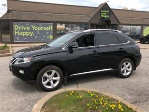 2013 Lexus RX 350 AWD / MOONROOF / LEATHER / POWER HATCH
