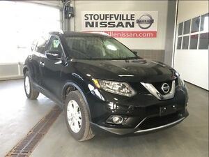 Nissan Rogue sv nissan certified rates from 1.9% 2016