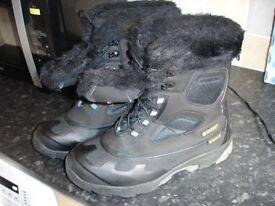 Hi-Tec Thermo Dri mens boots