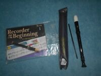 hornby recorder and book